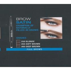 BROW SATIN