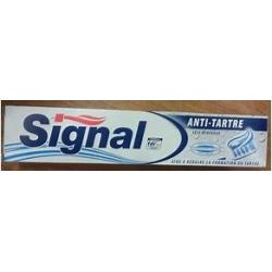 Signal Dentifrice Antitartre